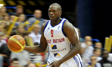 Luol Deng: Britain's outstanding player. Will funding cuts to the national programme mean he will never play for his country again?