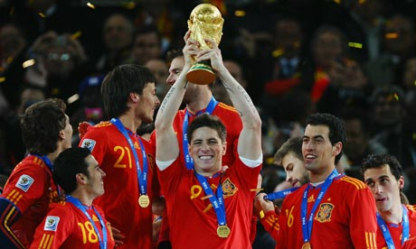 Spain World Cup 2010 Torres