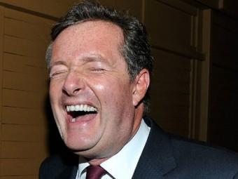 Arsenal expert: Piers Morgan