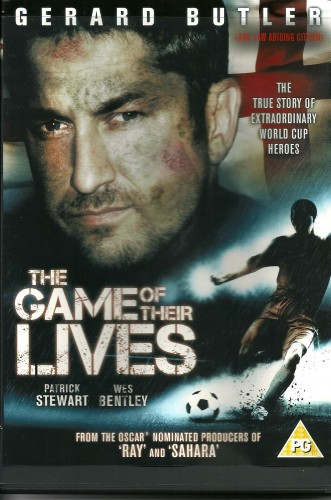 GAME OF THEIR LIVES COVER