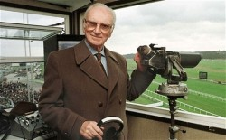Sir Peter O'Sullevan: another veteran of the Express sports desk, who of course was also the BBC's voice of racing
