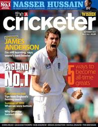 Cricketer cover