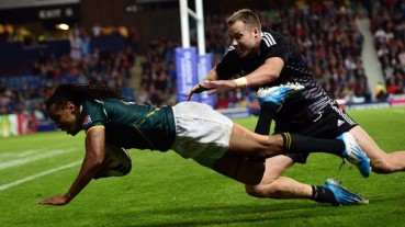 South Africa's victory over New Zealand in the Commonwealth Games Rugby 7s was a rare highlight in Glasgow