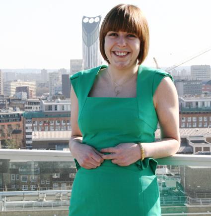 Sarah Mockford: RUWC's vice chair