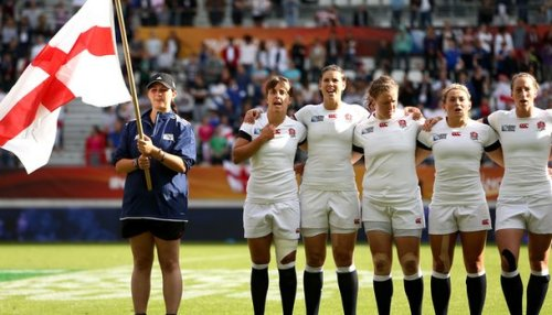 World Cup-winners:  the England women's team set the bar very high