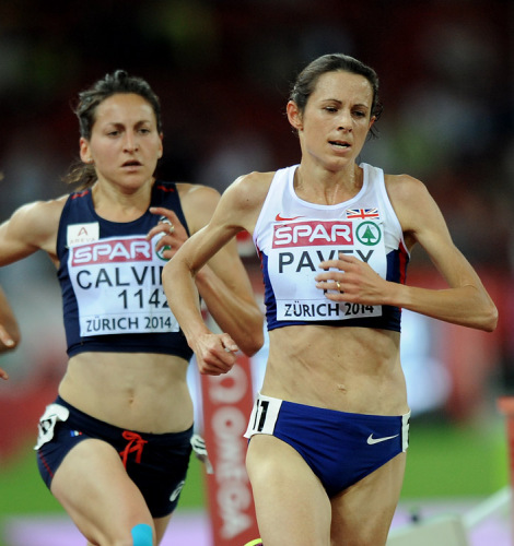 For her gutsy runs at the Commonwealth Games and winning the 10,000m title at the Europeans, Jo Pavey gets Randall Northam's vote