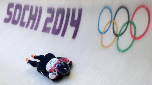 Yarnold Sochi 2014