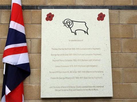Derby war memorial