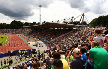 Crystal Palace, the home of British athletics for half a century, faces an uncertain future