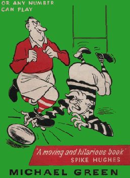 art of coarse rugby cover