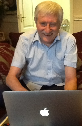 Re-equppied with a laptop, thanks to his insurers, Norman Giller's back at work. But his stolen notes seem long lost
