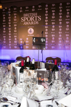 SJA Sports Awards 11/12/2014
