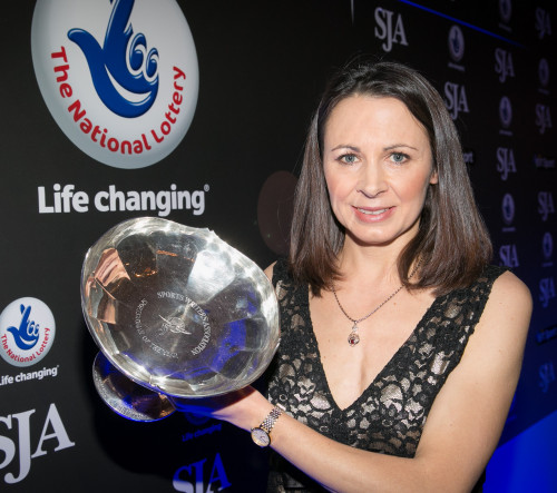 Runner Jo Pavey continued athletes' domination of the Sportswoman of the Year award
