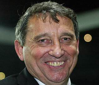 Graham Taylor: speaking up for journalists