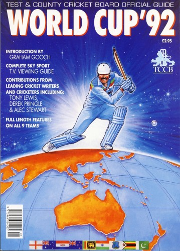 Cricket world cup 1992