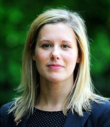 Laura Williamson: promoted to key role on Mail sports desk
