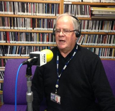 Now football writer Tony Hudd and BBC radio Kent have been banned by Gillingham