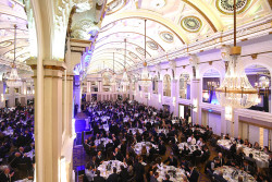 Organising the SJA's British Sports Journalism Awards dinner is a mammoth task, with the event under constant review