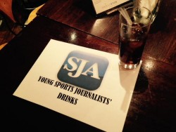 Young SJA drinks