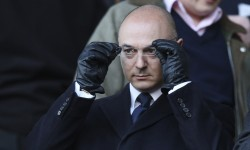 Mastermind: Daniel Levy's crunched the numbers over Spurs' new stadium deals