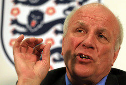 Greg Dyke: the FA chairman has been asked by the NUJ to act on football club media bans