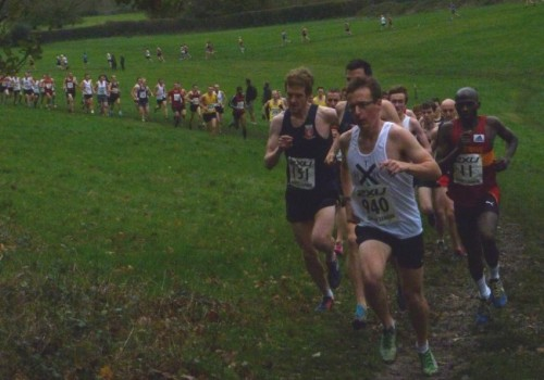Surrey League cross-country
