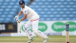 Record-breaker: Cook's form with the bat has marked him as one of England's all-time greats
