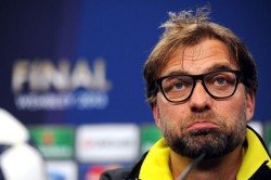 What's with these silly English puns with my name? Klopp