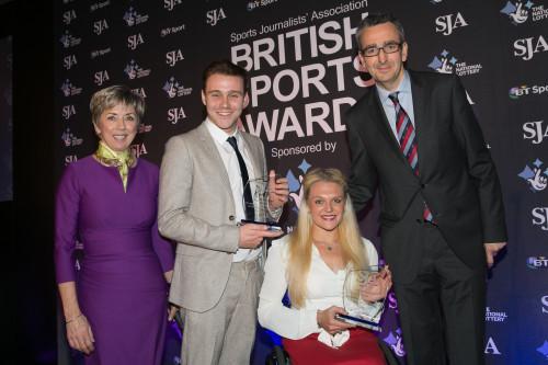 SJA Sports Awards 17122015