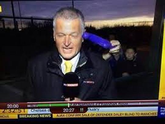 This was the highlight of one recent Transfer Deadline Day