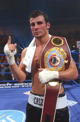 Having covered much of Joe Calzaghe's world title-winning career, Chris Wathan still harbours ambitions of covering boxing in Las Vegas