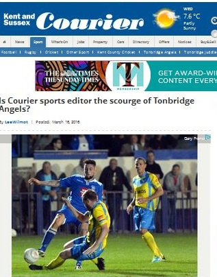 Kent and Sussex Courier