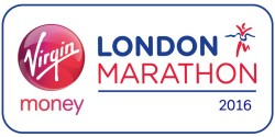 London Marathon 2016 logo