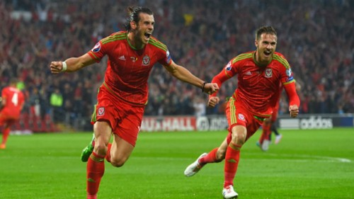 """Covering Wales's qualification for Euro 2016 was """"a bit emotional"""", Chris Wathan admits"""