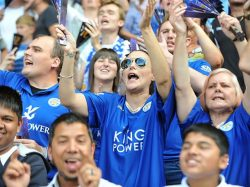 Claudio Ranieri's Leicester restored public faith in the joy of sport