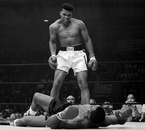 He shook up the world: Muhammad Ali
