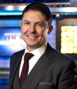 Barney Francis: to deliver special lecture on the role of broadcasters in sport