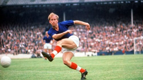Bobby Charlton: a true football hero