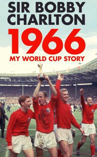 Bobby Charlton book