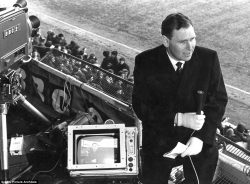 It's only just begun: BBC's World Cup commentator Kenneth Wolstenholme