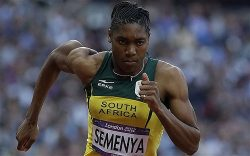 Caster Semenya: likely to be one of the stories of the Rio Games. How do you report it fairly?