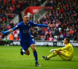 Jamie Vardy's unbelievable goals were a key part of Leicester's unbelievable season
