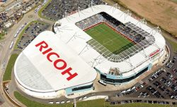 Locked out: the Coventry Evening Telegraph has been told it is unwelcome at the Ricoh Arena