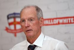 Does it really matter if Wayne Bennett hasn't got anything to say to the media? Richard Wetherell says not. Photo by Jan Kruger/Getty Images