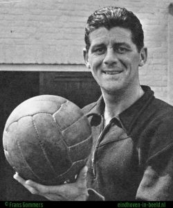 Trevor Ford: a football star of the 1950s