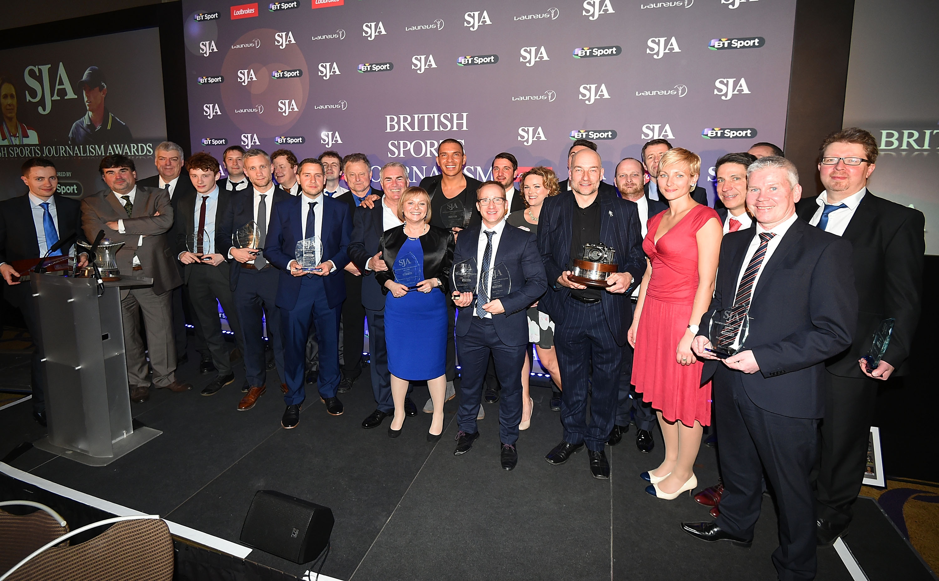 Entries for 2016 Sports Journalism Awards are open until Jan 18