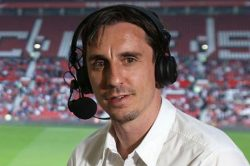 Gary Neville: doesn't read the newspapers