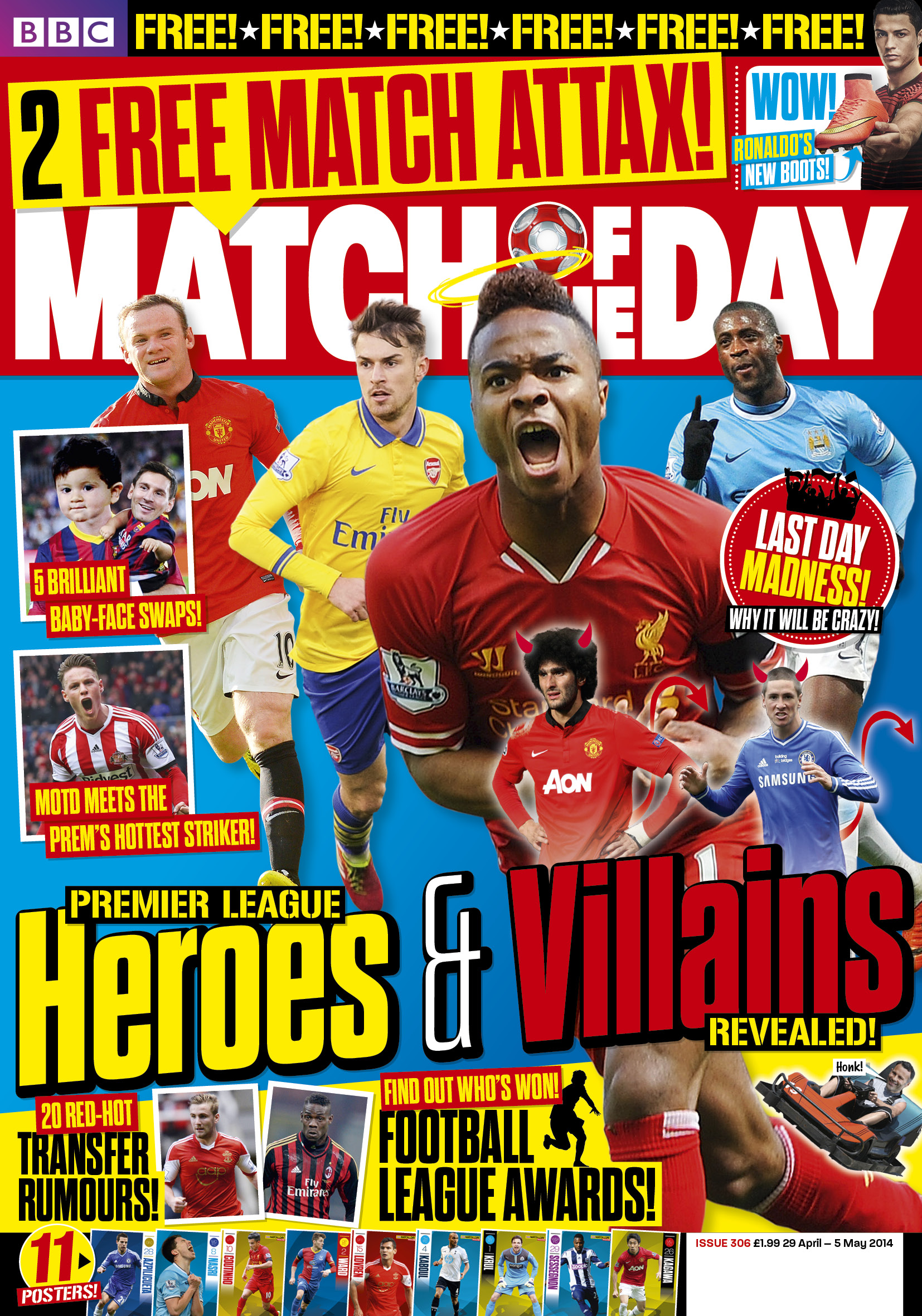Germans win Match of the Day magazine in £270m deal