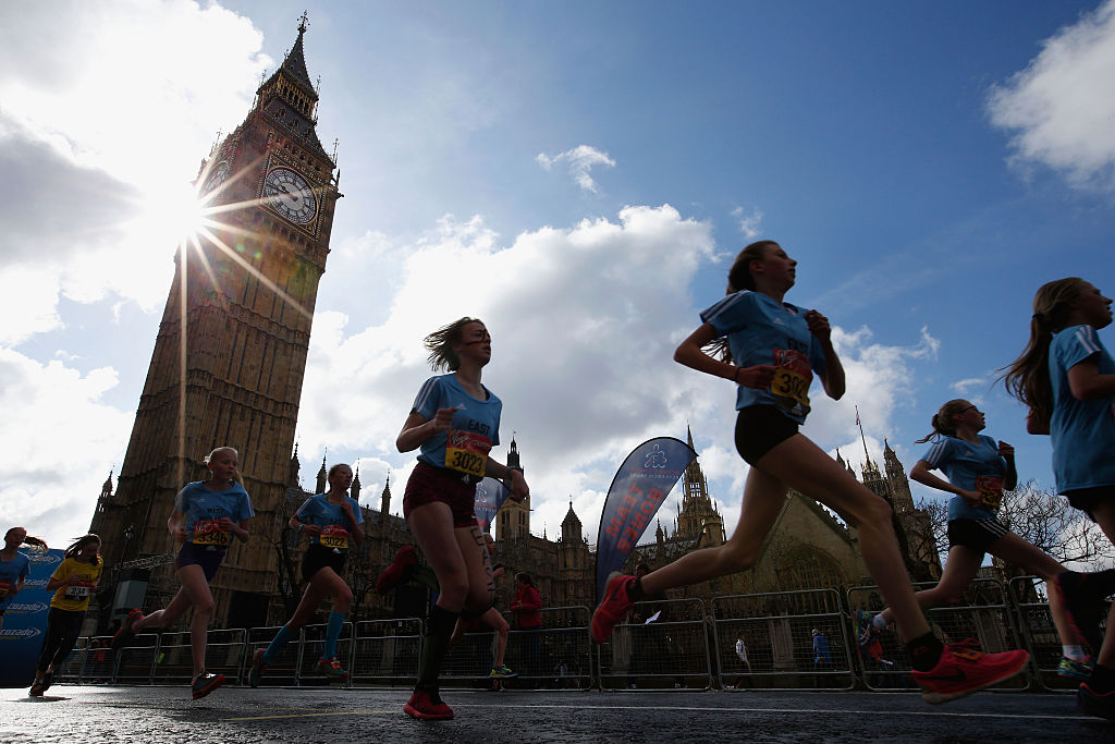 Diary of Marsden Charity marathon runner, age 55