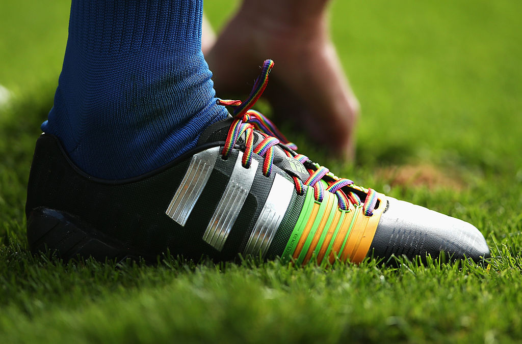 Rainbow Laces on the radar for sports media
